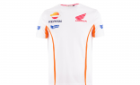 Футболка GAS Honda - Repsol T-Shirt White