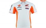 Футболка GAS Honda - Repsol Team Polo White 2017/2018