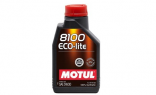 MOTUL 8100 ECO-LITE 5W-30 100% Synth.