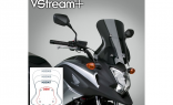 Ветровое стекло National Cycle N20007 для мотоцикла Honda NC700X NC750X 2012-2015