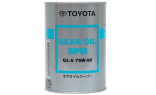 TOYOTA GEAR OIL SUPER SAE 75W-90 GL-5