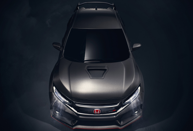 Новый Civic Type R