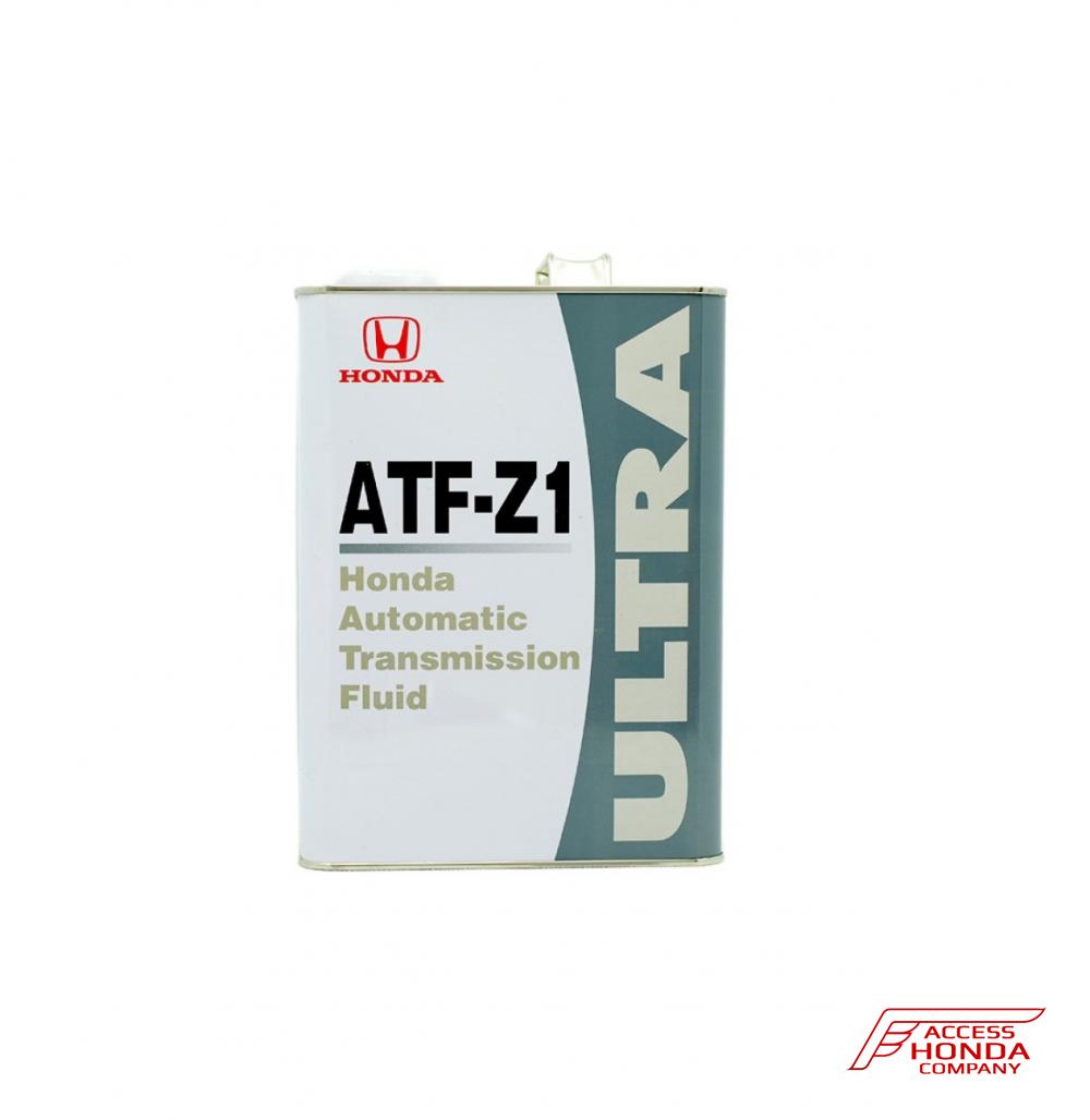 Масло трансмиссионное HONDA ATF-Z1 4L в Москве: цена, фото