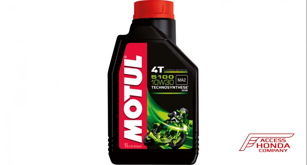 Моторное масло Motul 5100 4Т 10W30 4л - фото 4