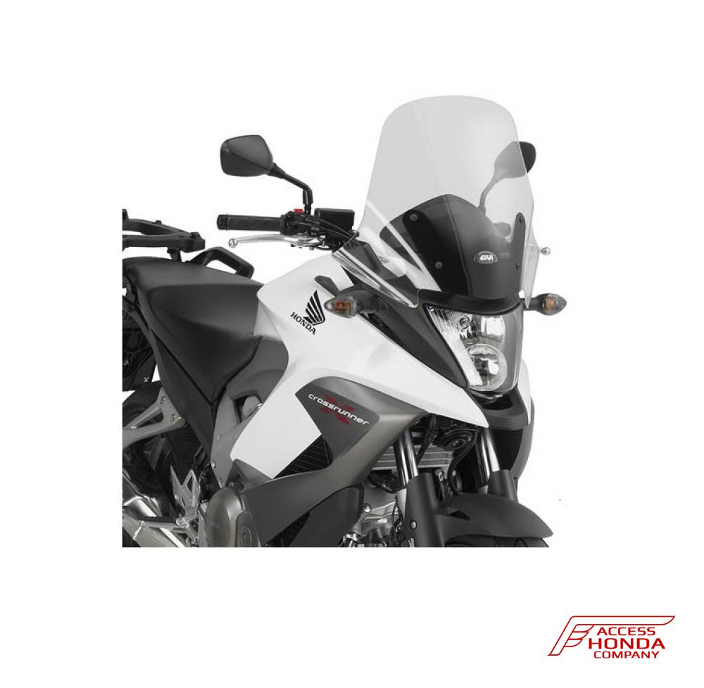 Стекло ветровое для мотоцикла 2