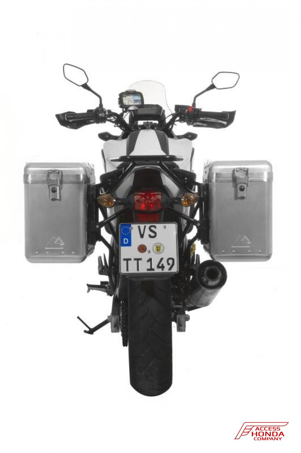 Кофры алюминиевые для мотоцикла