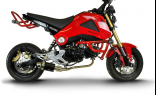Клетка CRAZY IRON DAMPER для Honda GROM MSX125 `13-`16