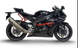 Защита Crazy Iron Race Rail для Honda CBR1000RR-R 2020-