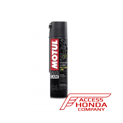 MOTUL MC CARE C4 CHAIN LUBE FL 400 мл.